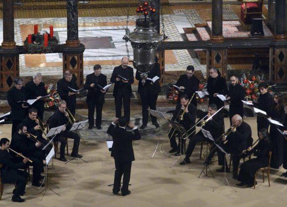 Concerto per Santa Lucia della Cappella Marciana