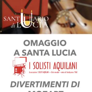 Solisti Aquilani in concerto