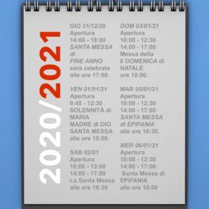 Anno Nuovo e Epifania